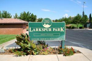 Bloomington Hills Larkspur Park