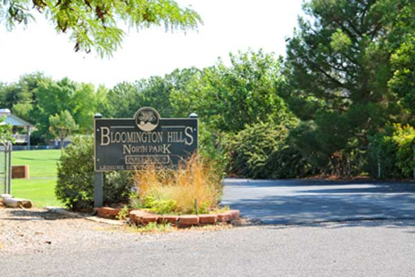 Bloomington Hills Utah North Park