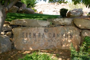 Sienna Canyon Gated Community
