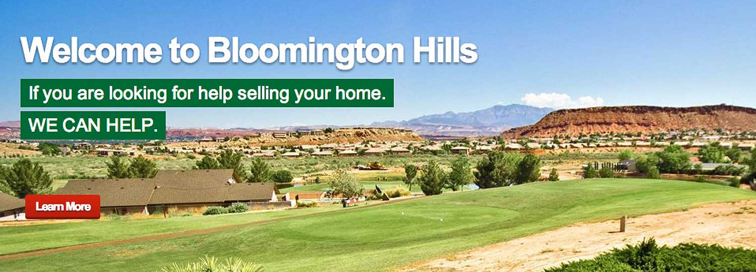 Bloomington Hills Utah